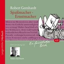 Spaßmacher- Ernstmacher. CD
