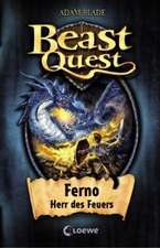 Beast Quest 01. Ferno, Herr des Feuers