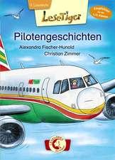 Lesetiger - Pilotengeschichten