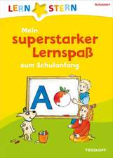 Lernstern: Superstarker Lernspaß zum Schulanfang