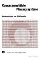 Computergestützte Planungssysteme