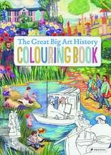 Great Big Art History Colouring Book