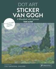 Alter, Y: Dot Art: Sticker Van Gogh