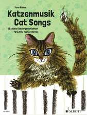 Cat Songs:  12 Little Piano Stories for Playing and Reading Aloud