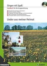 Lieder aus meiner Heimat. Handbuch