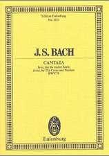 Cantata No. 78, Bwv 78 (Dominica 14 Post Trinitatis):  Jesus, by Thy Cross and Passion