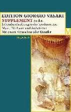 EDITION GIRGIO VASARI Supplementband