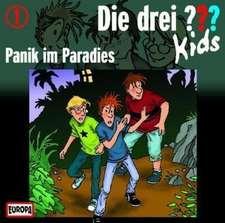 Die Drei ??? Kids 01. Panik im Paradies (drei Fragezeichen) CD