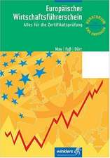 EBDL - Europäischer Wirtschaftsführerschein
