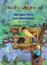 Schlaufuchs Lesespaß: Die Spur führt zum Baumhaus