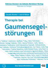Therapie bei Gaumensegelstörungen 2