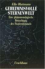 Geheimnisvolle Sternenwelt