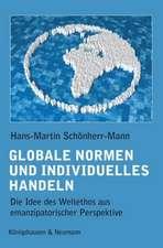 Globale Normen und individuelles Handeln