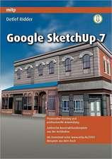 Google SketchUp 7