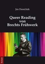 Queer Reading von Brechts Frühwerk