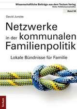Netzwerke in der kommunalen Familienpolitik