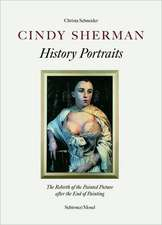 Cindy Sherman:  The Rebirth of the Painted Picutre After the End of Painting