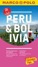 Peru and Bolivia Marco Polo Pocket Guide