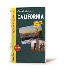 Perfect Days in California Marco Polo Spiral Guide