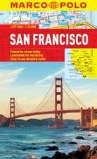 Marco Polo San Francisco City Map