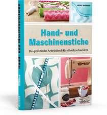 Hand- und Maschinenstiche