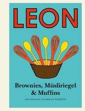 Leon Mini. Brownies, Müsliriegel & Muffins