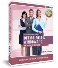 Office 2013 und Windows 10