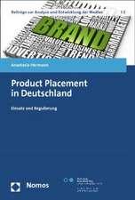 Product Placement in Deutschland