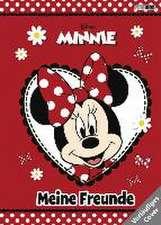 Disney Minnie Freundebuch