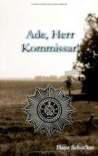 Ade, Herr Kommissar !