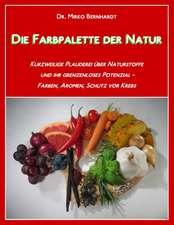 Die Farbpalette der Natur