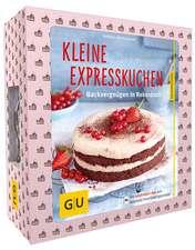 Set Kleine Expresskuchen. Mit Kaiser-Springform Ø 20 cm