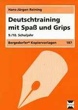 Deutschtraining mit Spaß und Grips