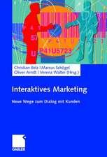 Interaktives Marketing: Neue Wege zum Dialog mit Kunden