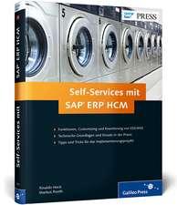 Self-Services mit SAP ERP HCM