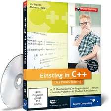 Einstieg in C++