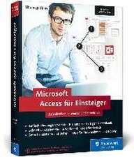 Microsoft Access für Einsteiger