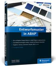 Entwurfsmuster in ABAP