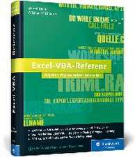 Excel-VBA-Referenz