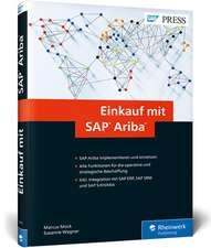 Einkauf mit SAP Ariba
