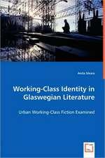 Working-Class Identity in Glaswegian Literature