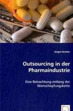 Outsourcing in der Pharmaindustrie