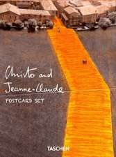 Christo and Jeanne-Claude. Postcard Set:  1778-2015
