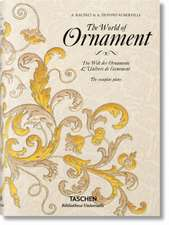 The World of Ornament:  The Book of Palms