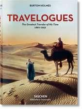 Burton Holmes. Travelogues