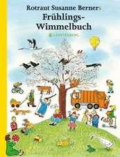 Hoinari prin anotimpuri Primăvara Midi 13 x 17 cm: Frühlings-Wimmelbuch