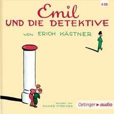 Emil und die Detektive: Audiobook