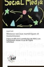 Réseaux sociaux numériques et transmission