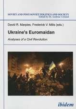 Ukraine`s Euromaidan – Analyses of a Civil Revolution