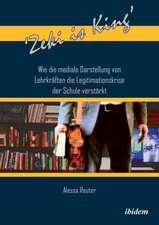 'Zeki is King': Wie die mediale Darstellung von Lehrkräften die Legitimationskrise der Schule verstärkt